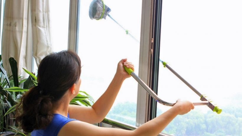 How to clean windows inside and outside like a pro?