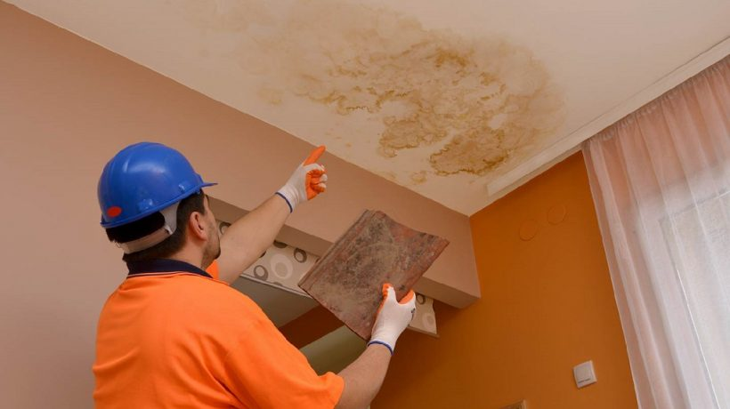 Moisture stains on the walls and ceilings? Discover the solution!